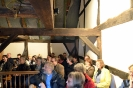 20. April: Lesung Klaus Brill Kulturhaus