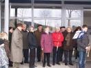 26. Februar: Hissen der Sachsenberger Fahne