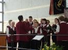 Sängerfest zum 150-jährigen Jubiläum des MGV